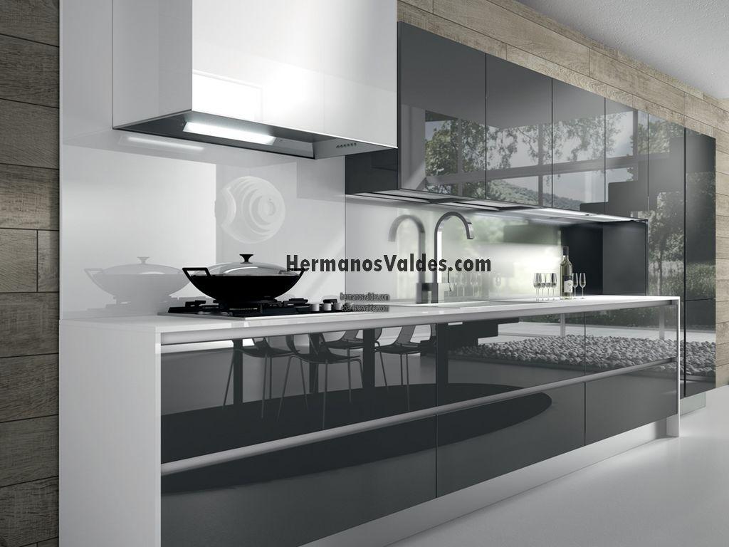 Muebles de Cocina  Cocinas de Diseño  Ref 2235  HERMANOS VALDES