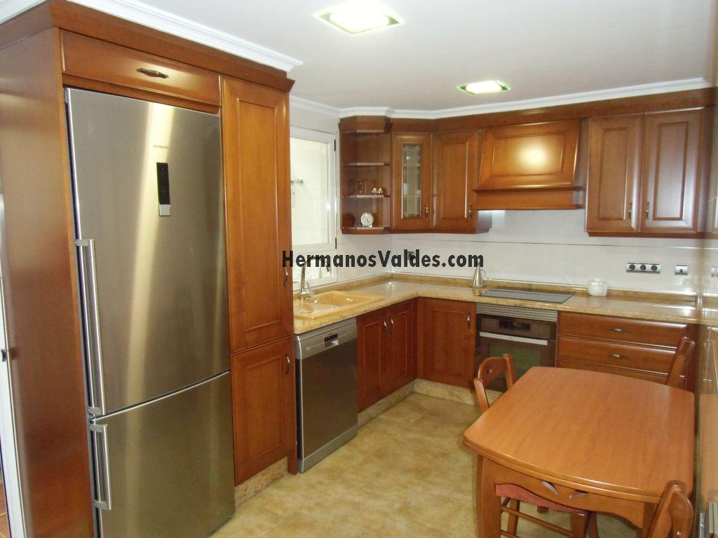 Muebles de Cocina - Cocinas Rústicas - Ref. 3050 - HERMANOS VALDES - Armarios...