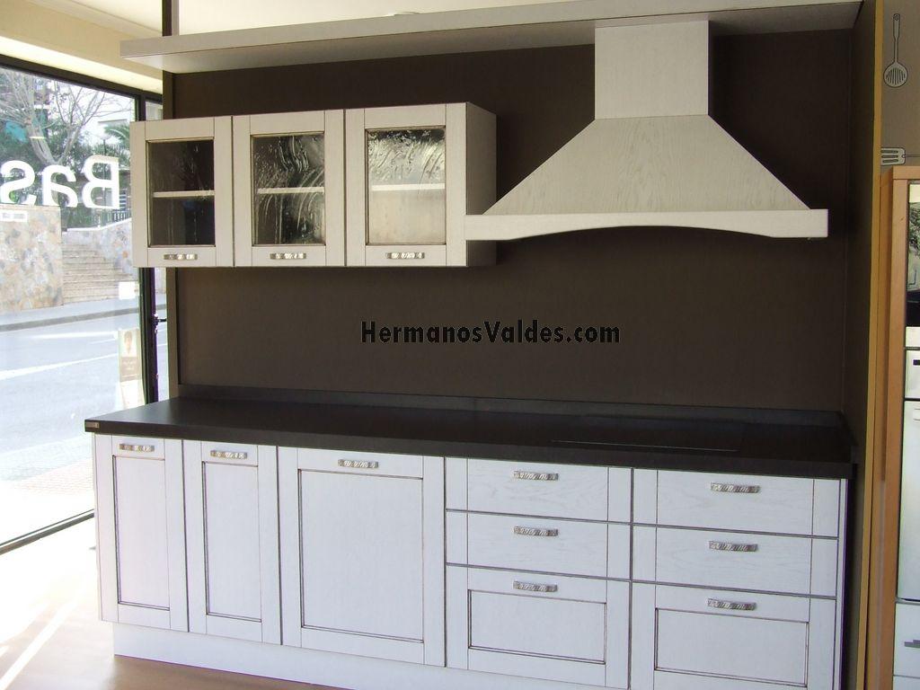 Muebles de Cocina  Cocinas Rústicas  Ref 3090  HERMANOS VALDES