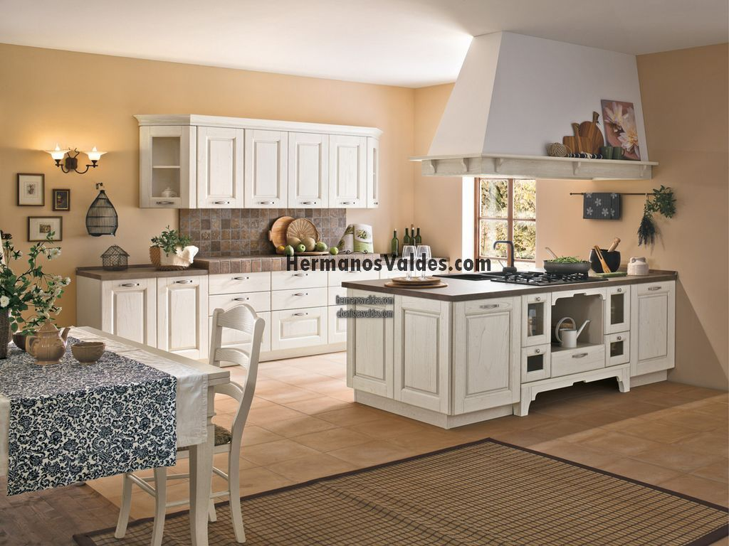 Productos muebles de cocina cocinas rusticas ref for Productos para cocina