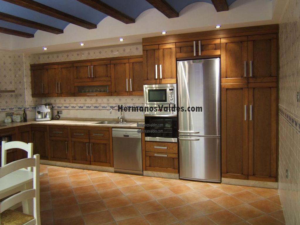 Productos muebles de cocina cocinas rusticas ref for Muebles de cocinas rusticas