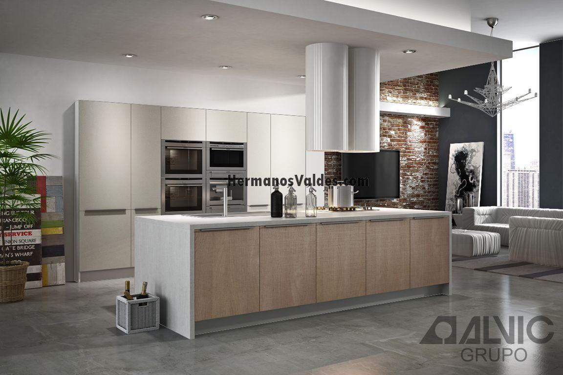 Muebles de Cocina  Cocinas en Kit  Ref 4140  HERMANOS VALDES