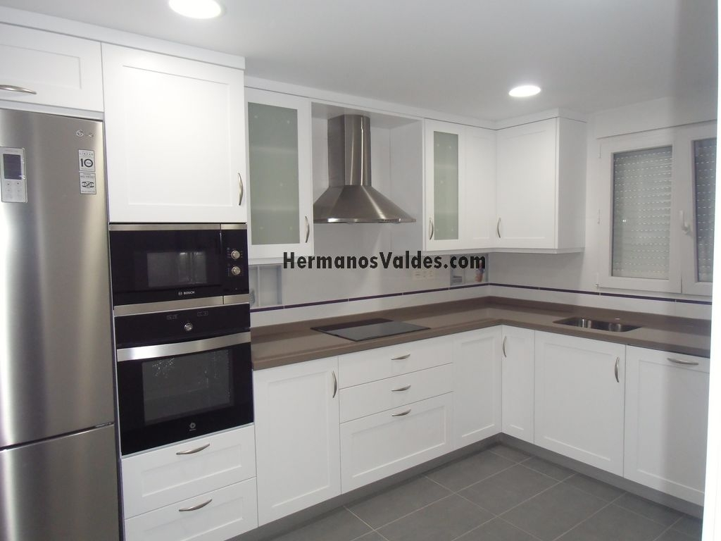 Muebles de Cocina  Cocinas de Diseño  Ref 2080  HERMANOS VALDES